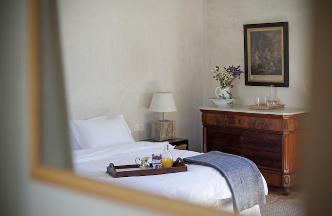 Habitaci n 1 hotel finca fuente techada for Descripcion de una habitacion de hotel