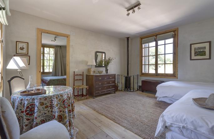Habitaci n 6 hotel finca fuente techada for Descripcion de una habitacion de hotel