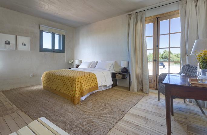 Habitaci n 4 hotel finca fuente techada for Descripcion de una habitacion de hotel