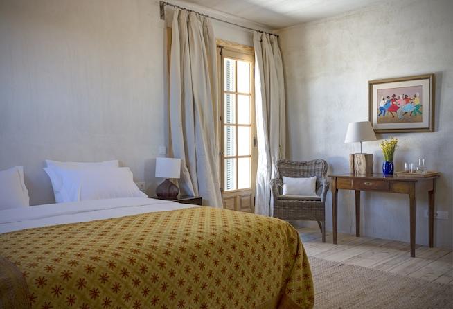 Hotel Fuente Techada cuarto 4